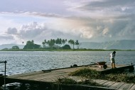 Pulau Samosir, Danau Toba