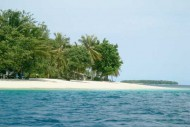 Sederet dari pantai di Sumatera Barat