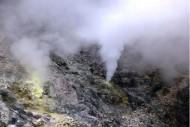Kawah Belerang Gunung Sibayak