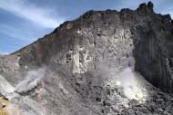 Puncak Gunung Sibayak Sumatera Utara