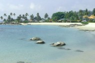 Eksotisme Pantai Parai Tenggiri Sumatera
