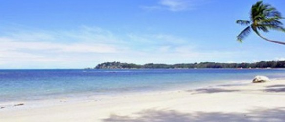 Pantai Lagoi, Bintan, Kepulauan Riau
