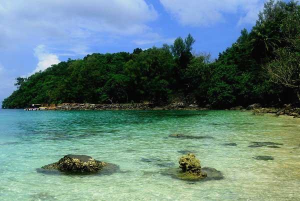 Pesona Taman Laut Rubiah Go Sumatra