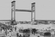 Jembatan Ampera Tempo Dulu