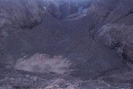 Kawah Gunung Marapi Sumbar