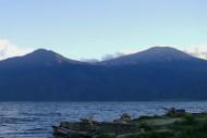 Pemandangan Danau Kerinci, Sumatera