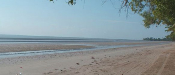Wisata Pantai Pasir Padi