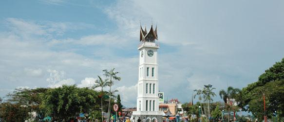 Jam Gadang Ikon Kota Bukittingi