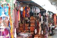 Pasar Atas Pasar Bawah di Kota Bukittinggi