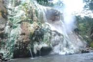 sungai kawah putih tinggi raja sumatra utara