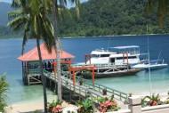 dermaga pulau sikuai sumatera barat