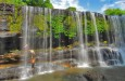air terjun temam lubuklinggau sumatera selatan